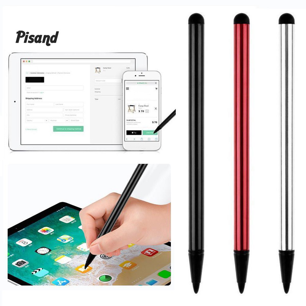 pi Sensitive Capacitive Phone Touch Screen Stylus Pen for Apple iPhone 6S iPad