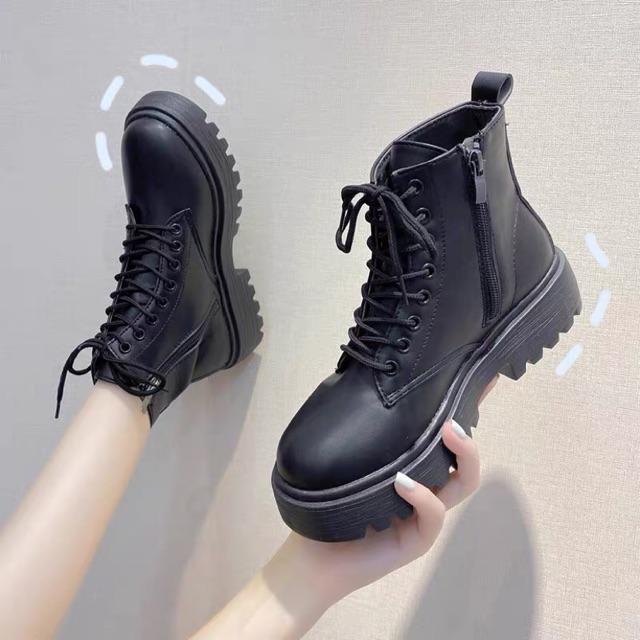 Boots cao cổ