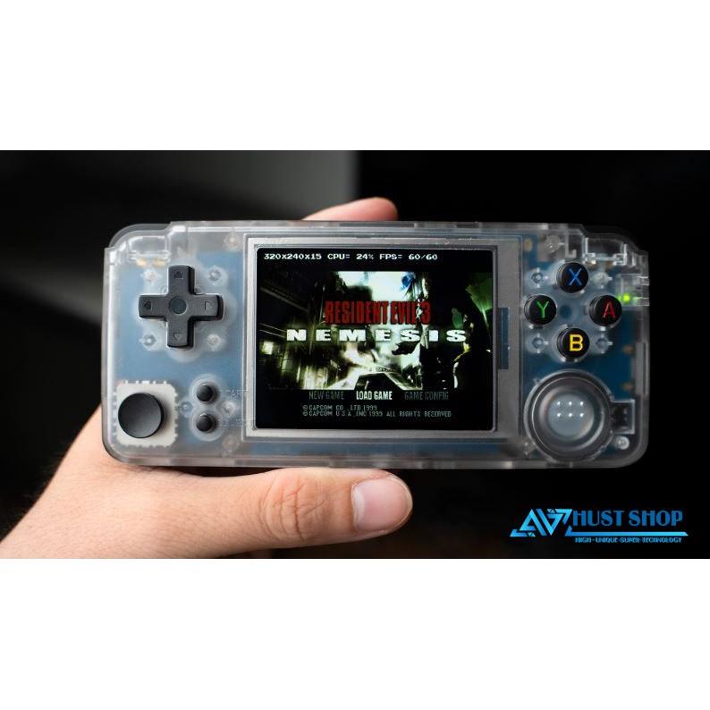 Máy Chơi Game RETRO GAME PLUS 10 Hệ Game Tích Hợp Sẵn Hơn 3000 Games Màn Hình IPS 3inch