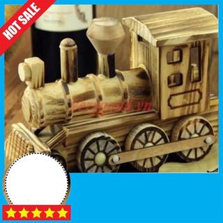 Mô hình đầu tầu xe lửa -hàng chuẩn