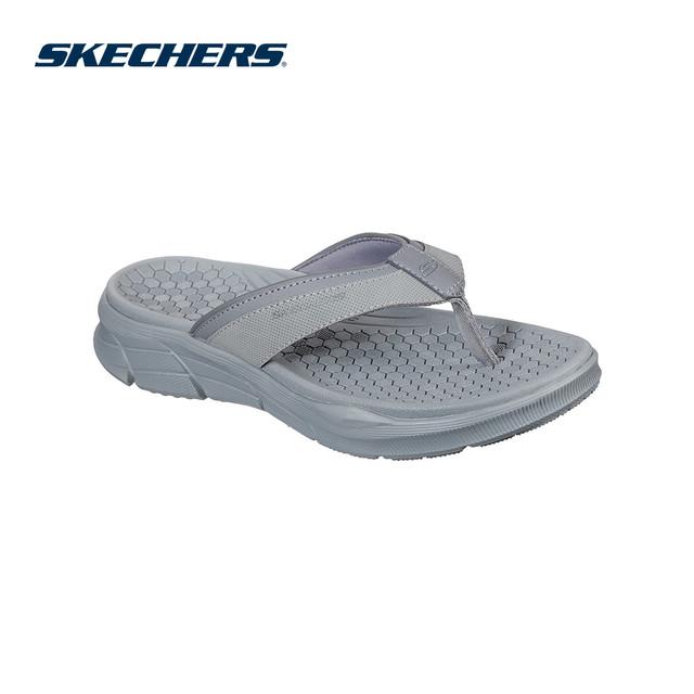 Skechers Dép Nam Equalizer 4.0 Sandal - 237049-GRY giá rẻ