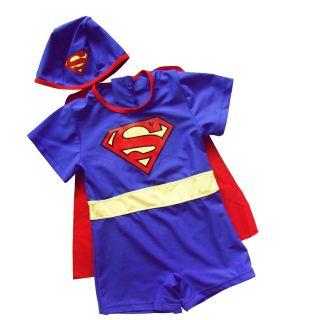 Thanh lý Đồ bơi siêu nhân cho bé 15-23kg