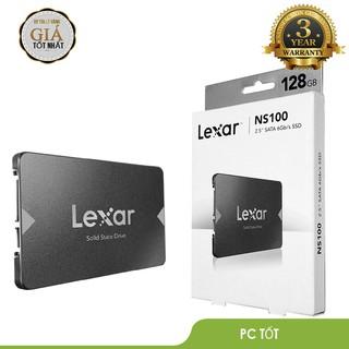"""[Mã ELMSBC giảm 8% đơn 300K] Ổ cứng SSD Lexar NS100 128GB 2.5"""" SATA III (6Gb/s) - Chính hãng Mai Hoàng phân phối"""