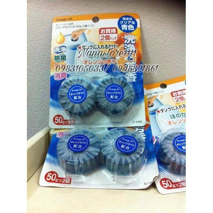 Viên tẩy bồn cầu Nhật Bản - 9965517 , 419527342 , 322_419527342 , 55000 , Vien-tay-bon-cau-Nhat-Ban-322_419527342 , shopee.vn , Viên tẩy bồn cầu Nhật Bản