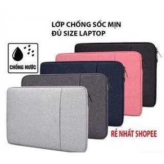Túi Chống Sốc Laptop Macbook Cao Cấp 13.3 Inch, 14 Inch, 15 Inch, 15.6 Inch, 16 Inch - 2 ngăn chống nước thumbnail