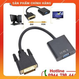 Cáp chuyển DVI (24+1) sang VGA có IC dailyphukien