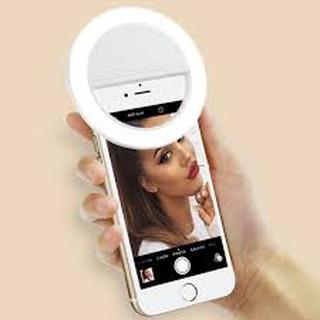 Đèn LED selfie trợ sáng pro chụp hình tự sướng ring light – SLED-XJ01
