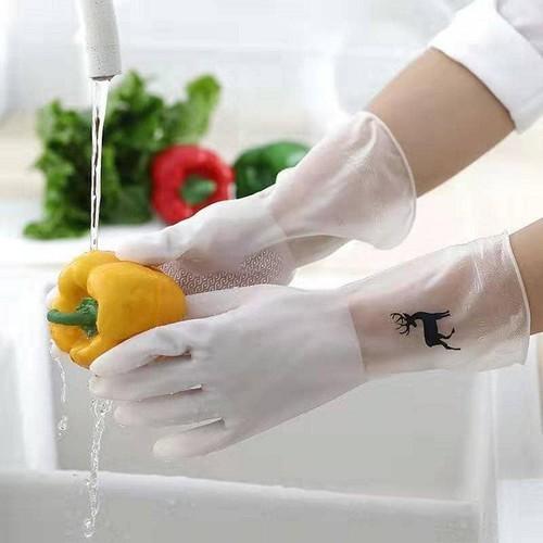 Găng tay siêu dai hình hươu ( rất bền)