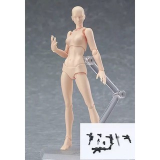 Figma ( Người mẫu anatomy xoay khớp ) nội địa Trung