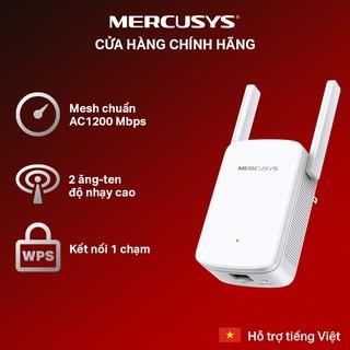 Bộ Mở Rộng Sóng Wifi MERCUSYS ME30 Chuẩn AC 1200Mpbs thumbnail