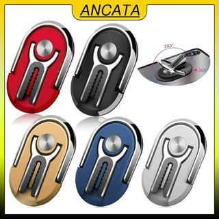 [ANCATA Project] Nhẫn Ring Dán Lưng Điện Thoại Giá Đỡ Smartphone Đa Năng Xoay 360 Độ Sử Dụng Xe Hơi Ô Tô