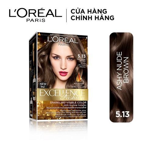 [COSMALL05 -8% ĐH250k]Kem nhuộm dưỡng tóc màu thời trang L'Oreal Paris Excellence Fashion 172ml