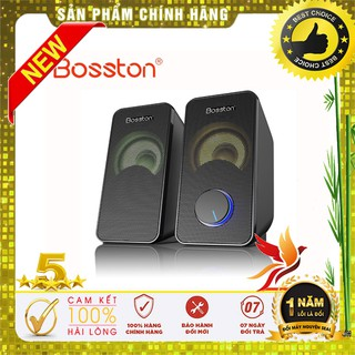 [Mã ELFLASH5 giảm 20K đơn 50K] Loa Bosston Z220 – Led RGB