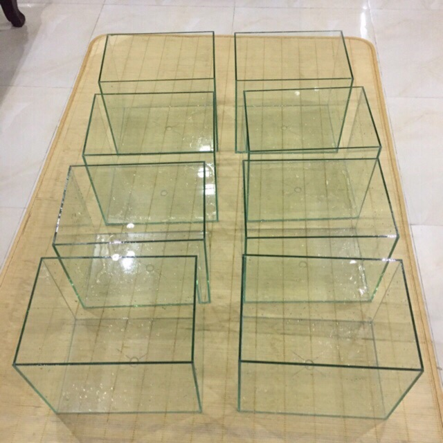Hồ cá betta kích thước 15x10x15