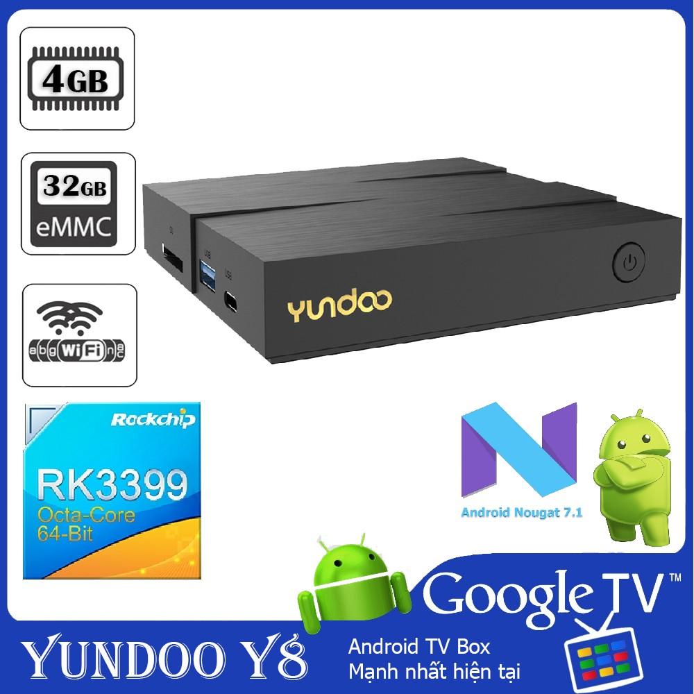 Android TV Box Yundoo Y8 4/32G