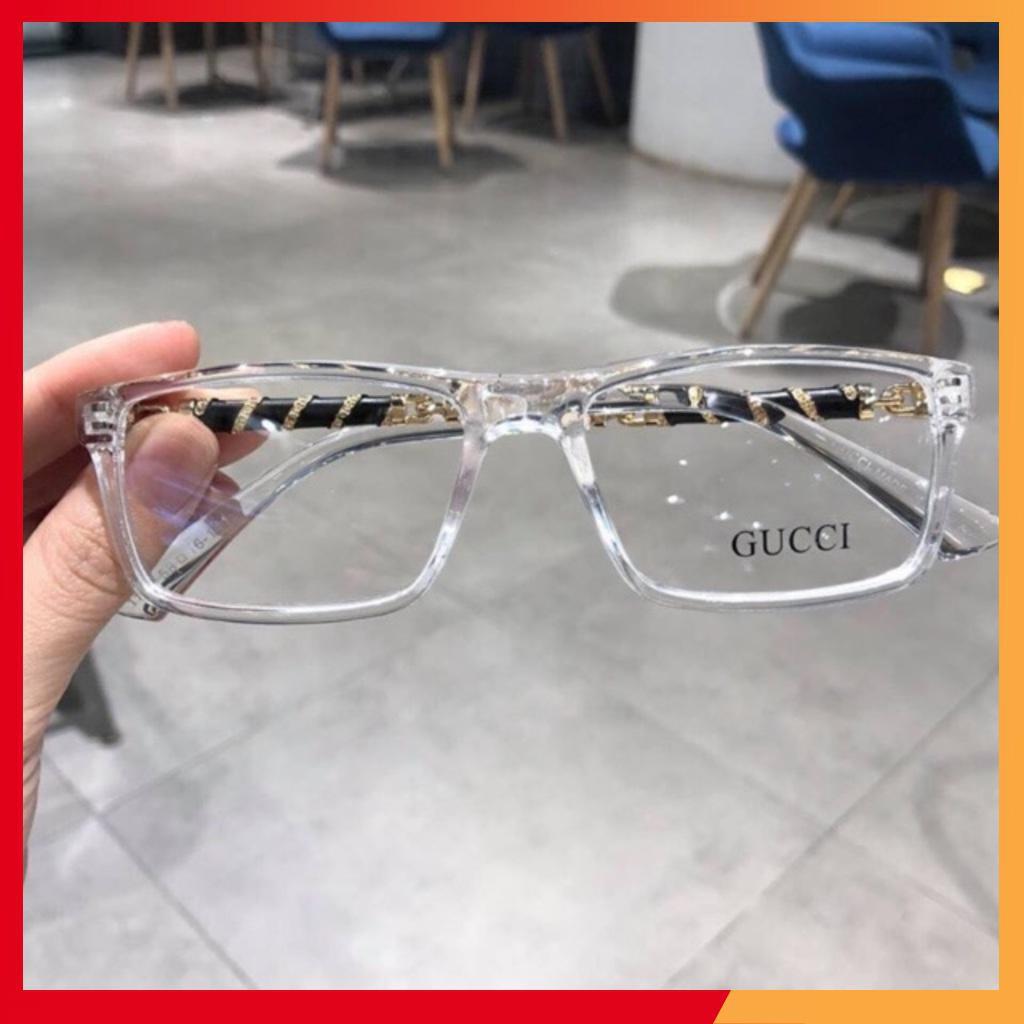 [Giá Cực Rẻ] COMBO Gọng Kính Gucci + HỘP ĐỰNG 1409