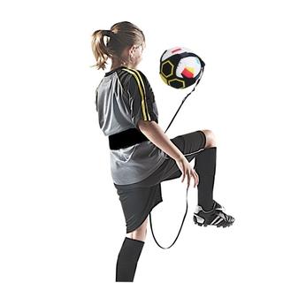 Football Assistance Ball Practice Belt Strong Football Belt Black Polyester Fiber Football