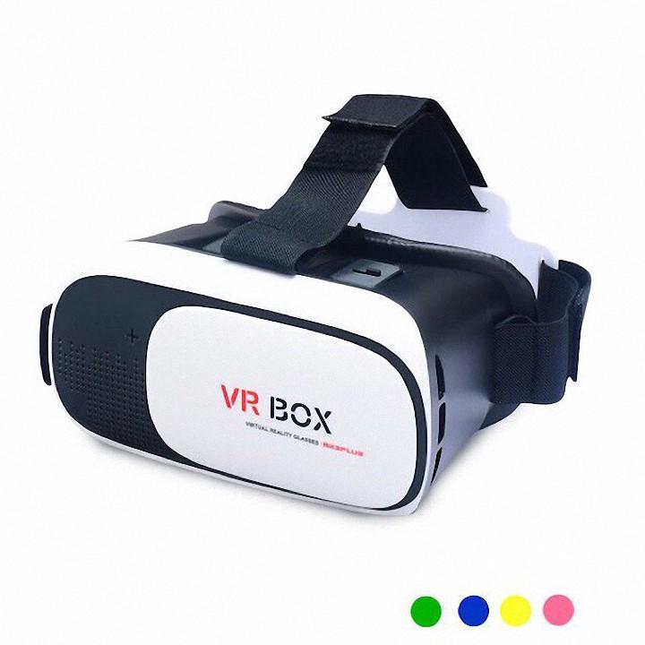 [Giá Sốc] Kính Thưc Tế Ảo Vr Box Phiên Bản 2 Xem Phim 3D Hot