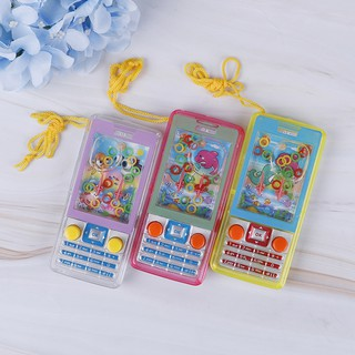 KJ♠ 1Pc funny children water machine water ferrule game consoles toy