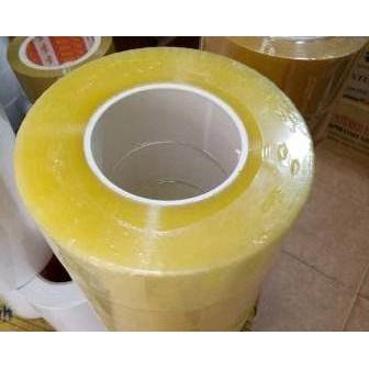 Rẻ Vô Địch, Băng dính 1kg/ 1cuộn lõi nhựa ,thích hợp các shop đóng hàng ,siêu rẻ, siêu tiết kiệm