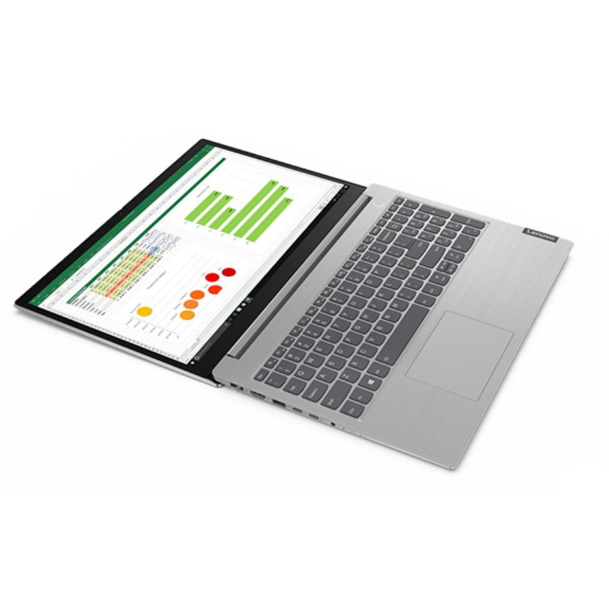 Laptop Lenovo ThinkBook 14-IIL (20SL00J3VN)/ Grey/ Intel core i5-1035G1/ Ram 4GB DDR4/ SSD 256GB |Ben Computer