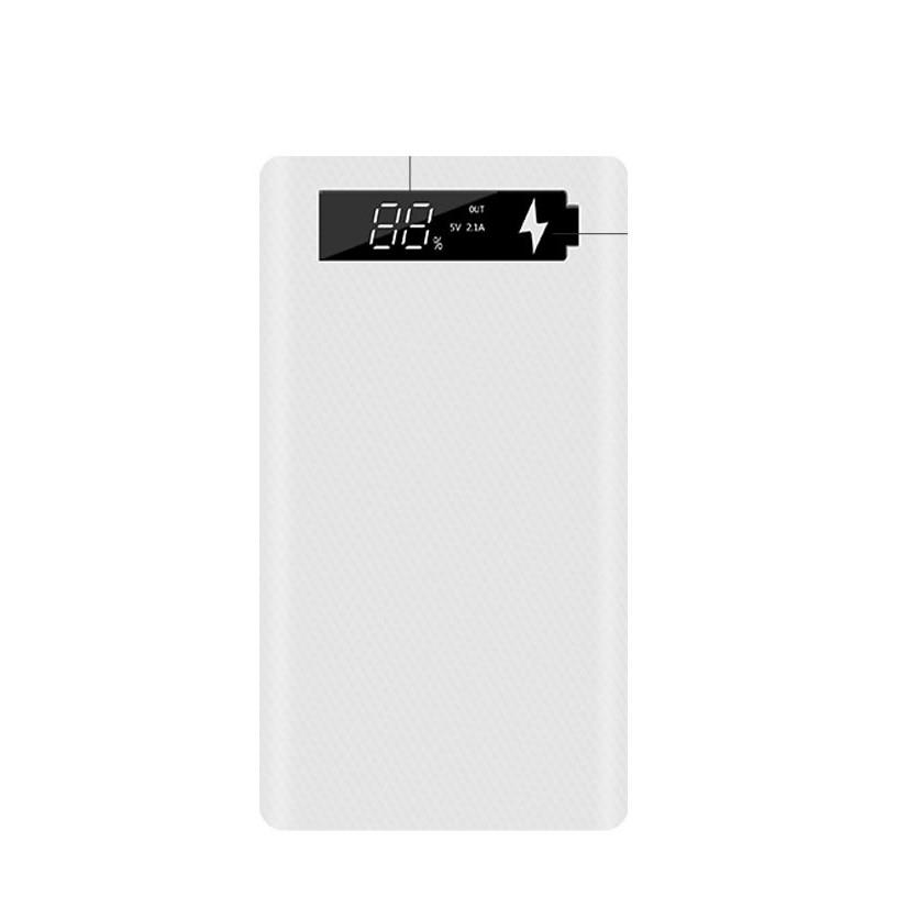 Box sạc dự phòng 5 cell sạc nhanh QC 3.0 2020