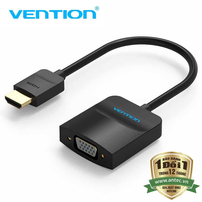 Cáp chuyển đổi HDMI ra VGA Vention / No name Giá chỉ 70.000₫