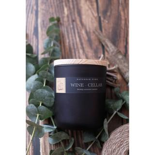 Nến thơm – Các nốt hương của gỗ