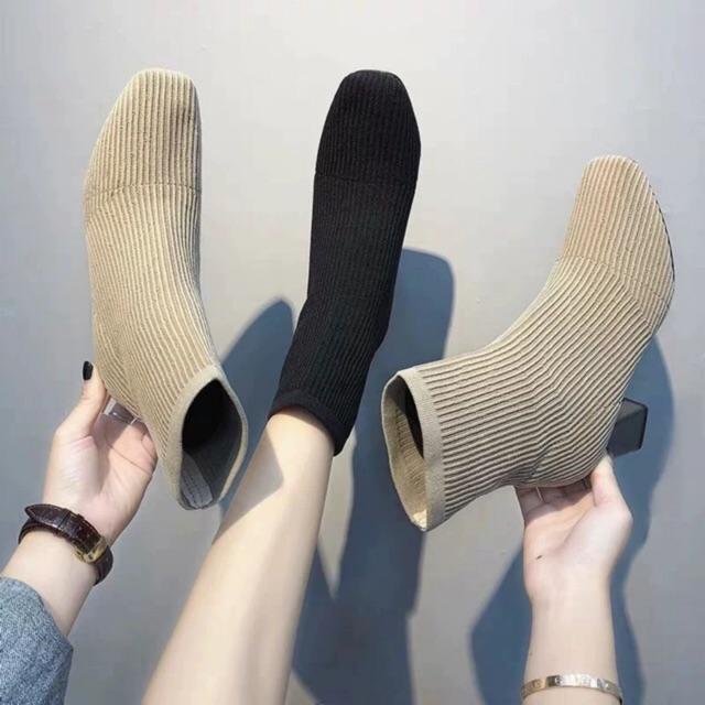 giày boot nữ đẹp ☑FREESHIP☑ Giày Nữ Đẹp Thời Trang Hàn Quốc kiểu dáng thể thao năng động cá