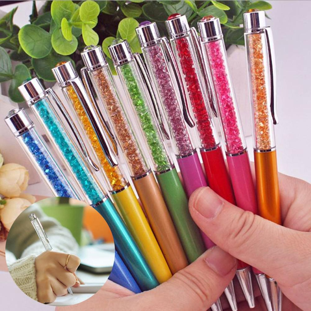 Bộ bút bi nguyên tử 5 màu