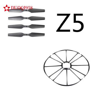 SJRC Z5 RC Drone Quadcopter Spare Parts Propeller Props Guard Protection Cover