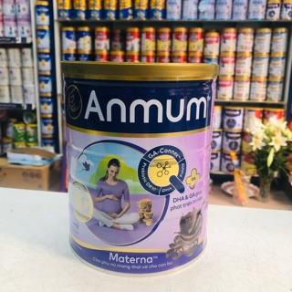 Sữa bột Anmum Materna hương Vani Chocolate lon 800g thumbnail