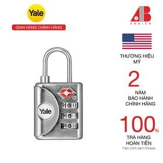 Khóa Vali Du Lịch Yale YTP1 32 119 1 (Bảo hành 2 năm) - Hàng chính hãng thumbnail