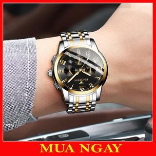 Đồng Hồ Nam Sành Điệu FNGEEN F606 Thời Trang Đẳng Cấp