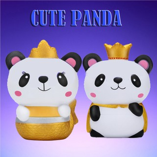 🌻flowersahver🌻Squishies Galaxy Panda Fruit Scented Slow Rising Squeeze Stress Relief Toys