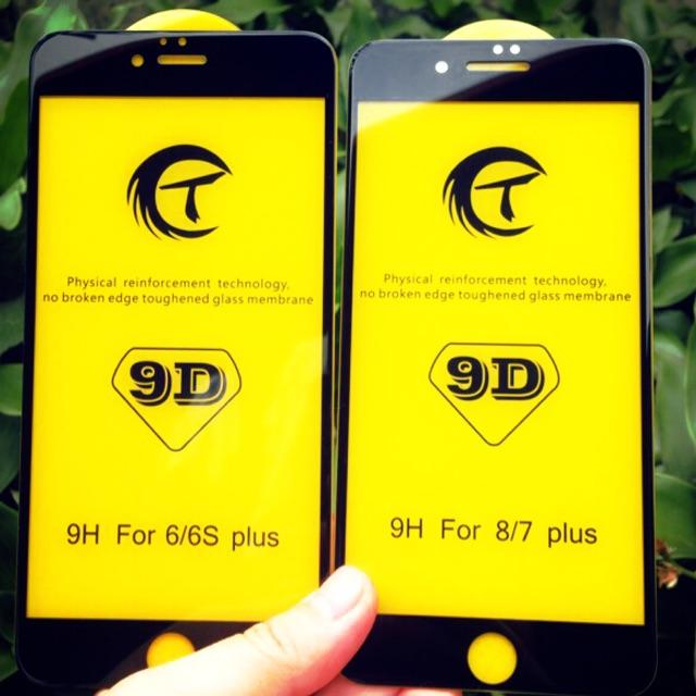 Kính cường lực 9D full màn cho các dòng iPhone 6/7/8, plus & X - 2990009 , 1164355440 , 322_1164355440 , 50000 , Kinh-cuong-luc-9D-full-man-cho-cac-dong-iPhone-6-7-8-plus-X-322_1164355440 , shopee.vn , Kính cường lực 9D full màn cho các dòng iPhone 6/7/8, plus & X