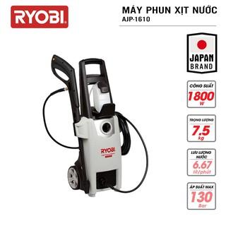 Máy xịt rửa 1800W RYOBI (KYOCERA) - AJP-1610 thumbnail