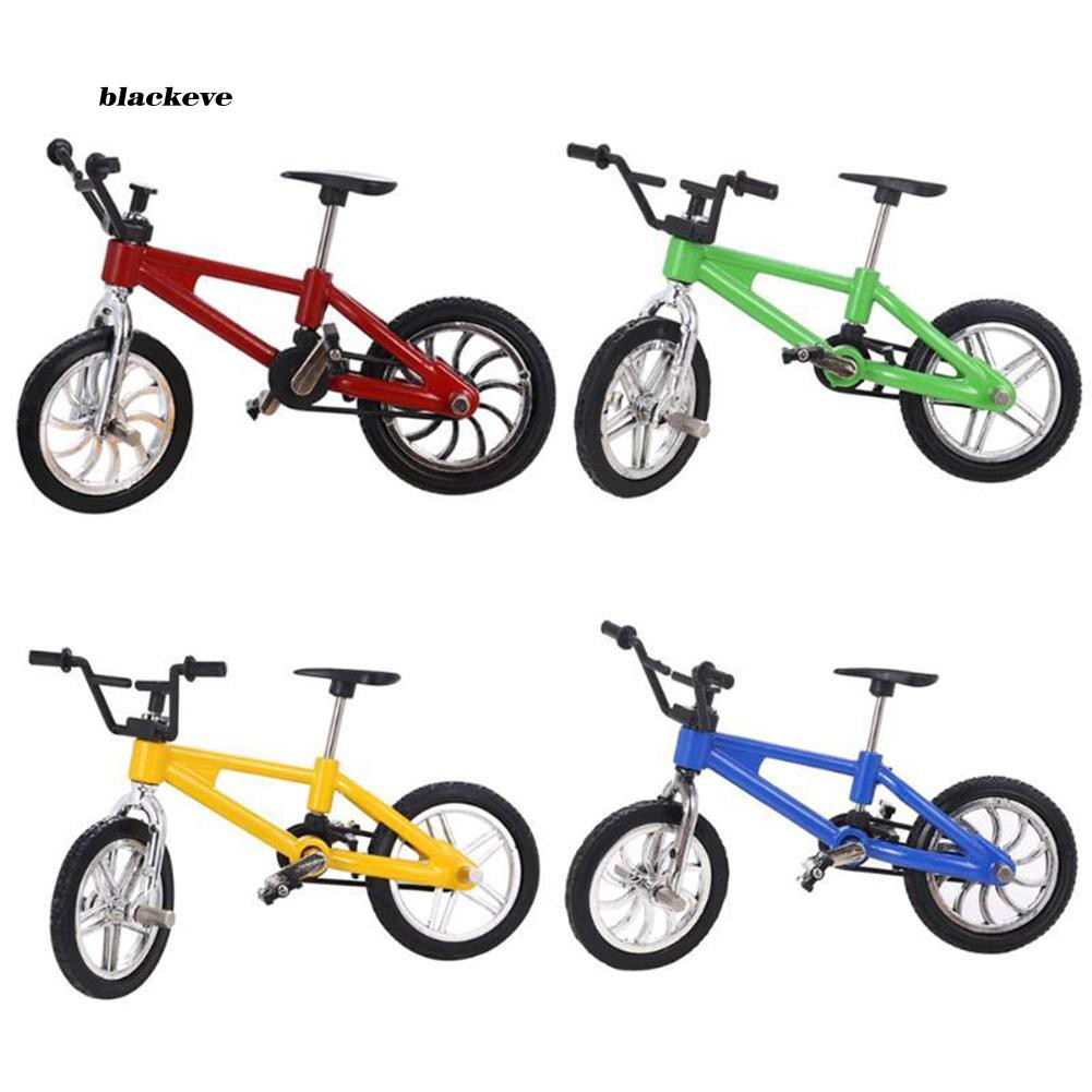 AZX_Mini Alloy Simulation Bike Finger Bicycle Kids Children Toy Collection Gift