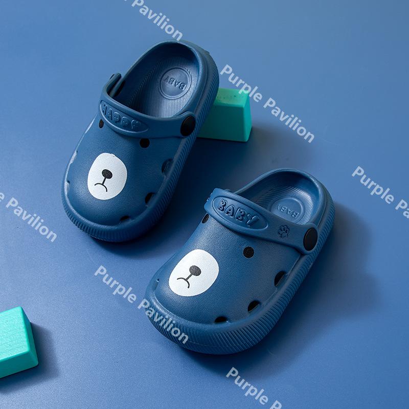 Giày Sandal Đi Biển Dễ Thương Cho Bé