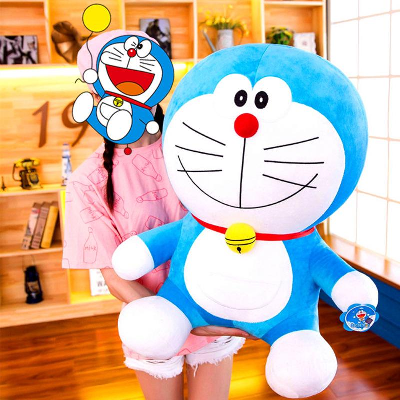 Cat Children Gifts Blue Fat Baby Toy Machine Stuffed Toys Doraemon Doll Plush