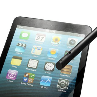2X2in1 Capacitive Touch Screen Pen Stylus For iPhone iPad Samsung PC Tablet