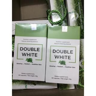 Viên uống double White trăng da 60 viên thumbnail