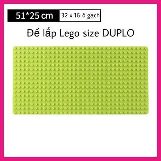 Đế Lego Duplo FREESHIP Đế lắp ráp Lego , Đế lót, tấm nền, Base Lego Đồ chơi xếp hình cho bé thumbnail