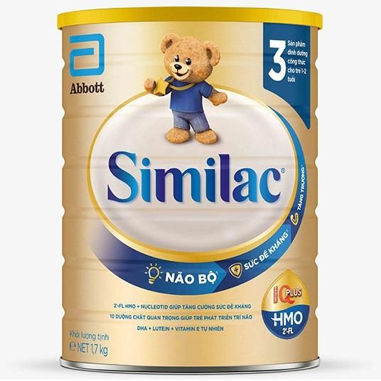 Sữa Bột Similac 3 HMO 1,7kg