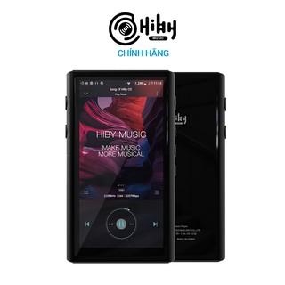 Máy nghe nhạc cao cấp Hiby R5 Nghe nhạc chuẩn Hi-res Hỗ trợ chuẩn Balanced 4.4mm Nghe nhạc không dây Wifi, Bluetooth DAC thumbnail