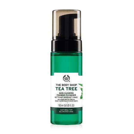 Sữa rửa mặt The Body Shop Tea Tree SKin Clearing Foaming Cleanser 150ml - 42491