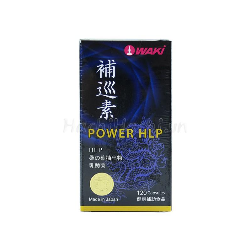 Viên uống hỗ trợ điều trị đột quỵ, tai biến Power HLP