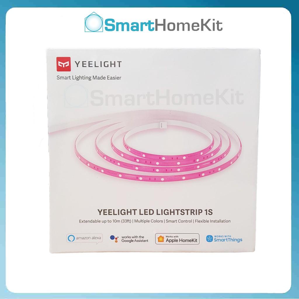 Đèn LED dây thông minh Xiaomi Yeelight Aurora Lightstrips 2m - điều khiển  với giọng nói và Mihome