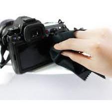 FREESHIP ĐƠN 50K - SALE Khăn lau mắt kính, ống kính máy ảnh, máy quay phim