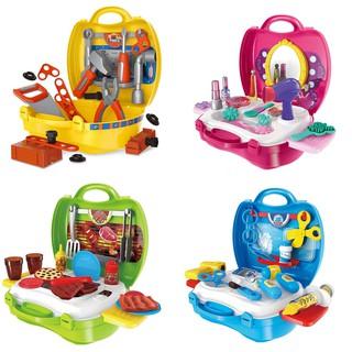 Bộ đồ chơi nhập vai cho bé hình vali xách tay